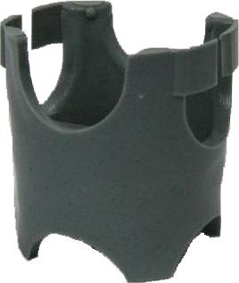 The fixture of reinforcement PVC RACK